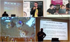 """Jeux vidéos : """"Joueurs et compétition : démonstration !"""", avec Désiré Koussawo."""