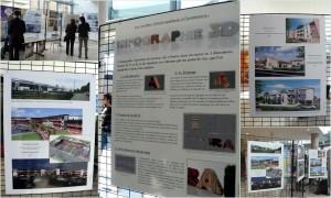Exposition: les mondes virtuels appliqués à l'architecture:l'infographie 3D