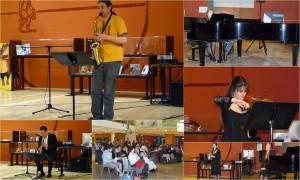 """Concert : """"Déclics et des clics"""", avec les étudiants du centre d'études supérieures de musique et de danse."""