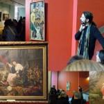 Visite au musée Ste croix l'artiste ou le peintre témoin de son temps