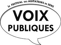 Logo Festival Voix Publiques